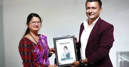 Dr. Januka Paudel Named Edusanjal's Person of the Month