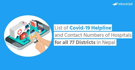 List of Covid-19 Helpline and Contact Numbers of Hospitals in Nepal