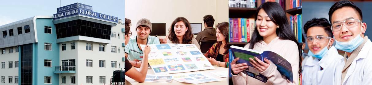 Global College International : A Levels