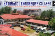 Building of Kathmandu Engineering College