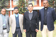 Fathers of St Xavier College