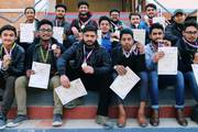 St Xaviers College Awards