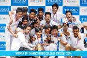 Winners of the Thames Inter College Cricket 2014