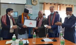 एजिङ् नेपाललाई युनेस्को पुरस्कार