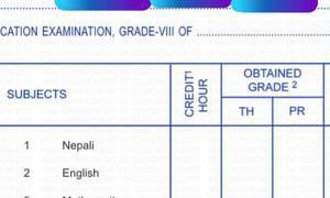 पढाइ कम्प्युटरको, प्राप्ताङ्क नेपाल भाषाको !