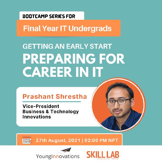 Bootcamp Series for Final Year IT Undergrads