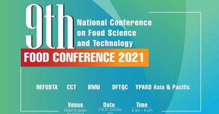 National Conference on Food and Science Technology: NEFOSTA