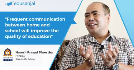EduTalk 107 | Frequent Communication Between Home and School Improves the Quality of Education.