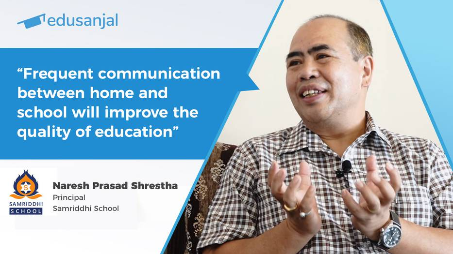 EduTalk 107   Frequent Communication Between Home and School Improves the Quality of Education.