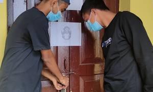 महेन्द्ररत्न बहुमुखी क्याम्पसमा विद्यार्थीले ताला लगाई दिए