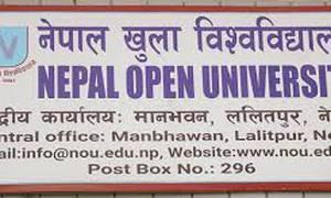 नेपाल खुला विश्वविद्यालयः अनलाइन कक्षा पनि स्थगित