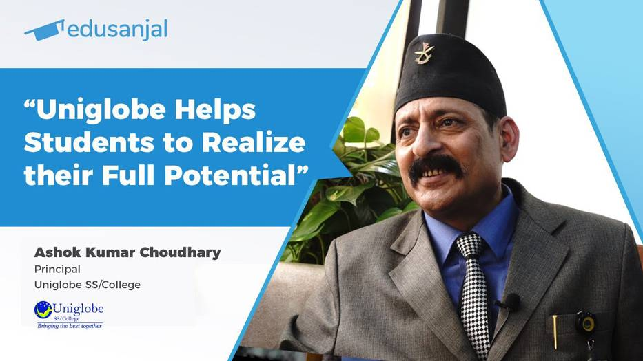 EduTalk 105 | Uniglobe Helps Students to Realize Their Full Potential