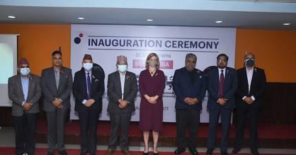 AITM College Presents Birmingham City University Program Inauguration