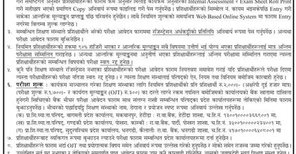 Pre-Diploma Scholarships for Economically Underprivileged, Dalit and Muslim Students: CTEVT