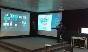 डि.ए.भी. कलेजको प्रथम वार्षिक भ्लग फेस्ट पुरस्कार वितरण समारोह सम्पन्न