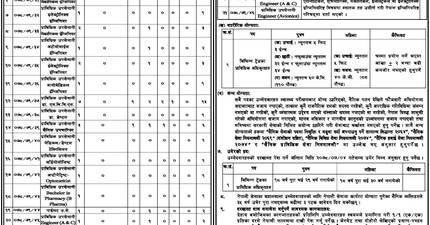 Nepal Army Vacancy for Technical Officers
