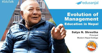 EduTalk 91   Evolution of Management Education in Nepal