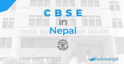 CBSE in Nepal