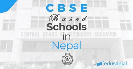 CBSE Schools in Nepal