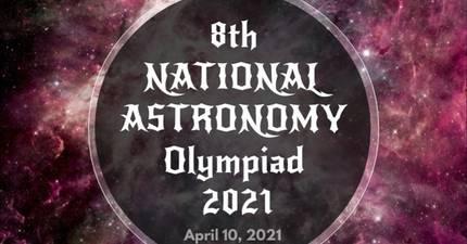 8th National Astronomy Olympiad 2021