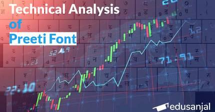 Technical Analysis of Preeti Font