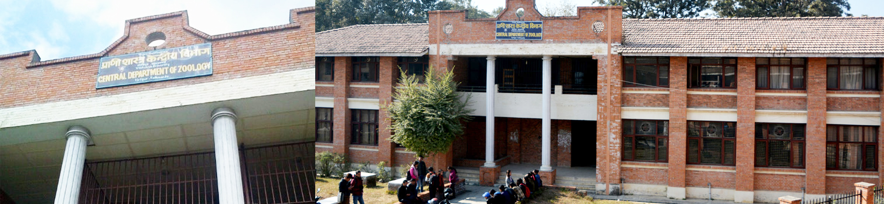 Central Department of Zoology Tribhuvan University