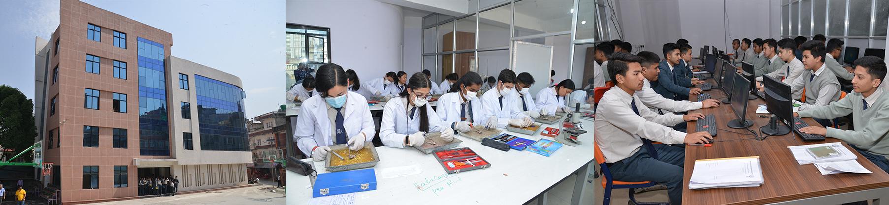 Reliance International Academy (RIA)