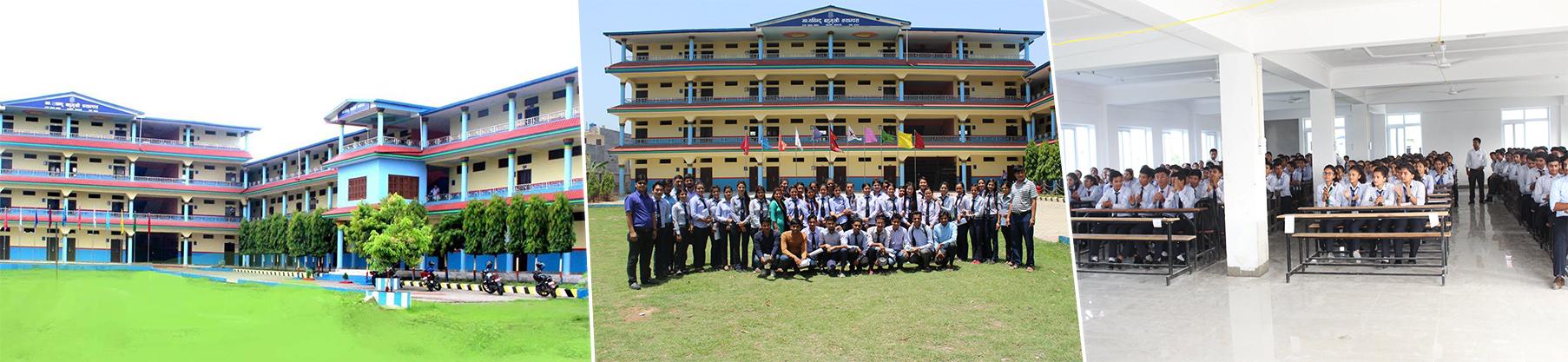 Madhyabindu Multiple Campus