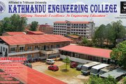 Building of Kathmandu Engineering College