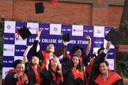 B.CS. CSIT 2071 Batch Graduation Ceremony